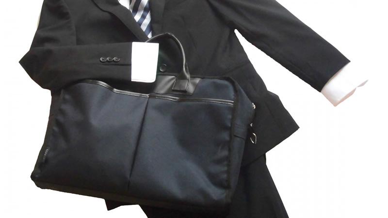 面接に鞄は必要?持っていくのは常識?意外に重要な鞄について