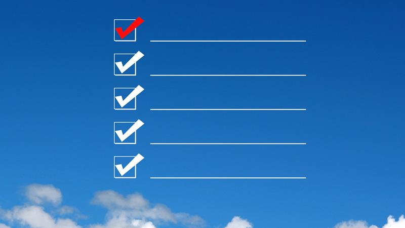 面接に持参する持ち物一覧・チェックリスト≪重要度の高い順≫